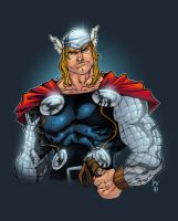 Thor by AlonsoEspinoza