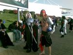 sephiroth and jecht by leumas11