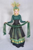 STOCK - Green Empress by Apsara-Stock