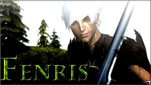 Fenris Wallpaper 2 by Rayx3