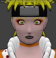 Naruto - Sage Mode (Yaoi_edition) _test_ by Vysselle