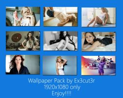 WP Pack by Ex3cut3r. by Ex3cut3r