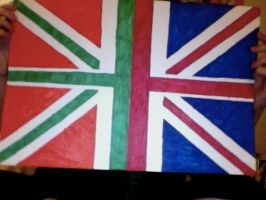 half British/half Irish flag by WinonaMalik1D
