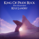 The Lion King - King of Pride Rock (Album Art) by branden9654