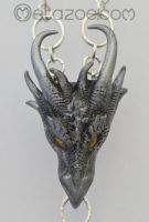 Dragon head 1 by metazoe