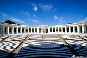 Memorial Amphitheater by FallingFeathers