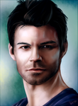 Daniel Gillies by Veleri
