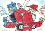 Transformers Rescue Bots: Lead by Example by RobotProphet