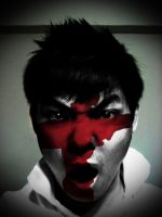 world cup face 12 by Ronaldwei
