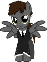 Paul McCartney Pony Vector by LonicHedgehog