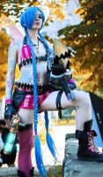 Jinx Cosplay by Hella A. by HelenQuila