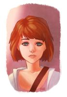Max Caulfield Life is Strange Fanart by fefiz