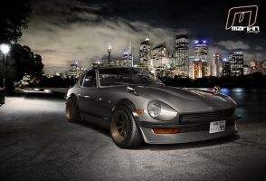 Datsun 260Z by MartinDesign93