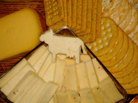 The Havarti Cow by jimmythehorn