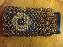 Chainmail iPod Case by OVERLORD8599