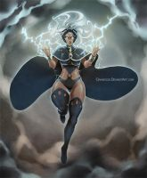 Storm V2 by Craneoos