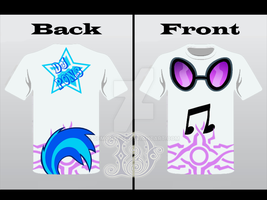 DJ Pon3 T-shirt by DeMoN8EyE