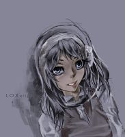 girl1 by loxell