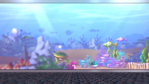 FREE TO USE || AQUARIUM by Fluffycloudkit