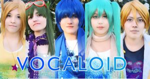 Vocaloid - Smiling Days by Hikari-Kanda