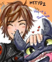 HTTYD2 by unnicia