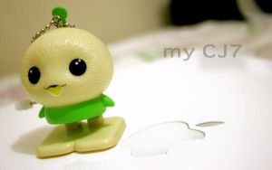 my CJ7 by hydevilicious