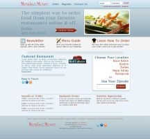 MoM Website Design 3 by docholiday2005