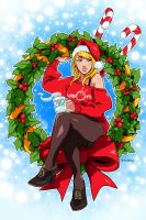 Udon Holiday E-Card by edwinhuang