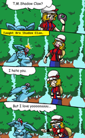 HG Nuzlocke : 116 by SaintsSister47