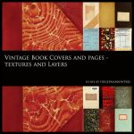 Vintage Textures and Layers -1 by FidgetResources