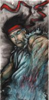 Street FIghter ACU / Ken by Madness-of-Hamlet