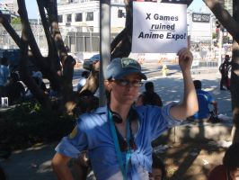 Blu Engineer Disapproves of X Games by stormx6