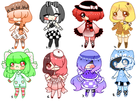 Colorful Adopts CLOSED by ShiToHoshisaki