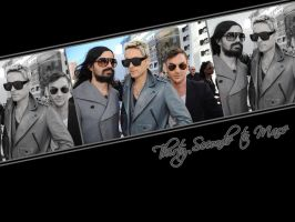 30 Seconds to Mars Wall 247 by martiansoldier