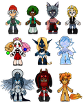 .: Adoptables Auction [CLOSED] :. by CandleGlass