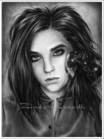 Bill Kaulitz - Tokio Hotel by Zindy