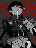 Murdoc is god, murdoc is dead by crackcat911