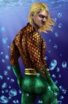 Aquaman: King of the Seven Seas by Zchanning