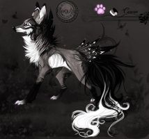 Auction: Glamour-Canine :CLOSED: - points by Snow-Body