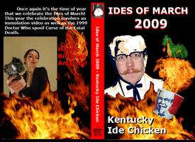 Kentucky Ide Chicken by tomthefanboy