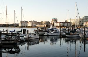 Boats in the Inner Harbour 2 by ElevenSpecial