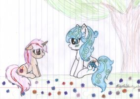 drum beat and sea swirl by pegasister333
