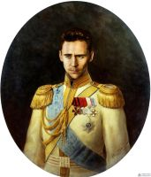 Tom Hiddleston 001 by TheTreasure