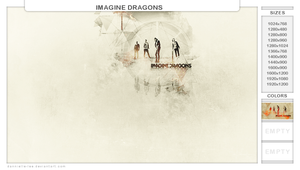 Imagine Dragons by dannielle-lee