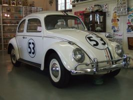 The REAL Herbie by Aya-Wavedancer