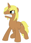 Mlp : Dux (new version) by SoulRainbow