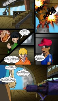 KNDD Chapter1 PG3: The Response. by walfrankap