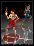 Red Team Wins Again by Fredy3D