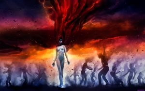 Ashes to ashes by alexiuss
