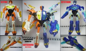 Top 10 Transformers toys No. 7 by Lugnut1995